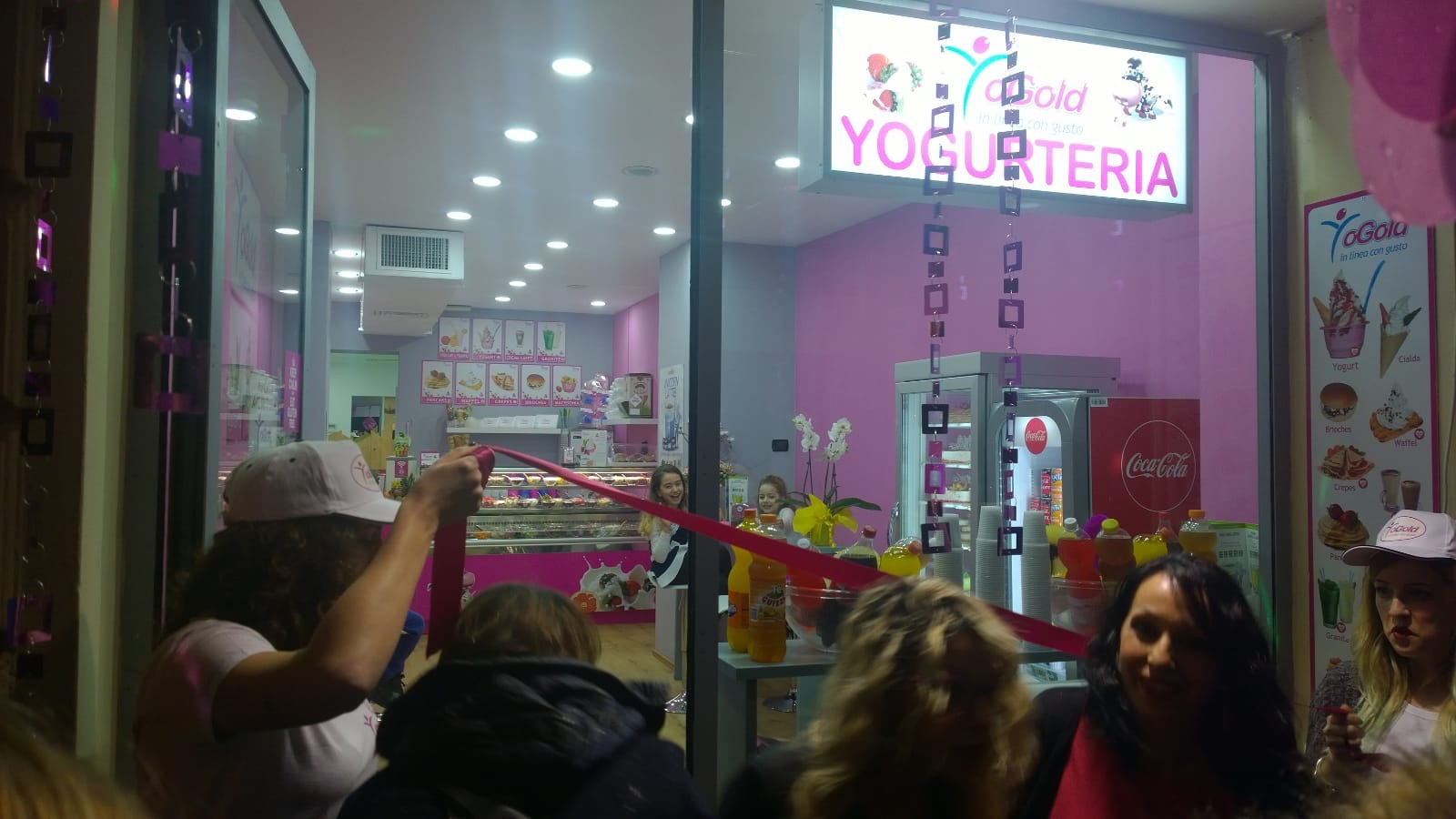 Franchising Yogurteria