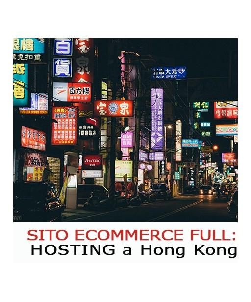 SITO E-COMMERCE CINESE (Hong Kong)